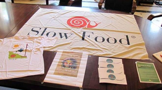 presentazione slow food day comune