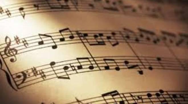 pentagramma note musicali generica