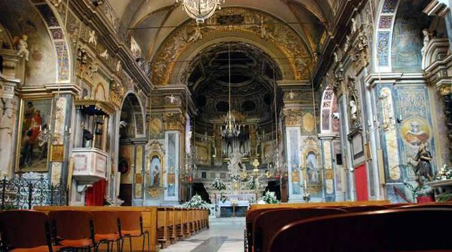 La Chiesa di Santa Maria Maddalena a Bordighera Alta
