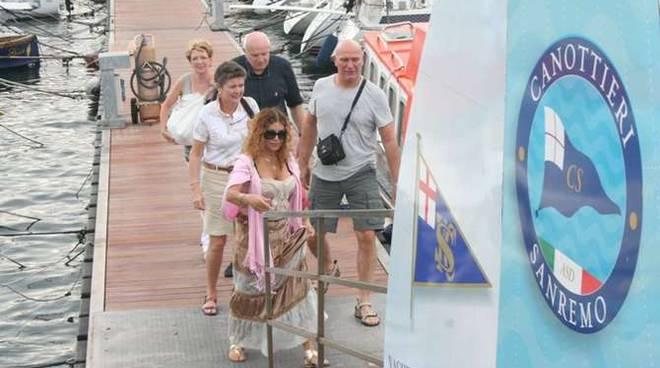 Sea Dream Yacht Club nave crociera sanremo