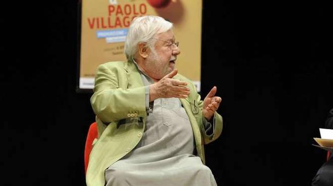 premio grock 2011 paolo villaggio