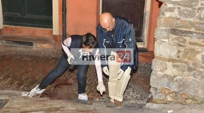 Collage Omcidio Pigna Sanremo Zohra Ainoussi 11 novembre