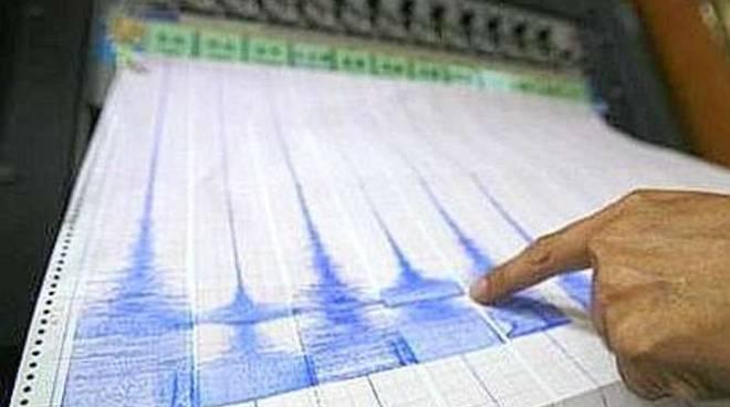 Sisma Sismografo terremoto generica