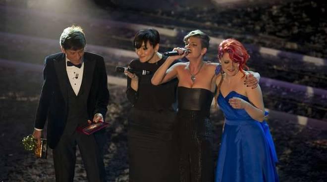 Festival Sanremo 2012, Emma Marrone trionfa, davanti ad