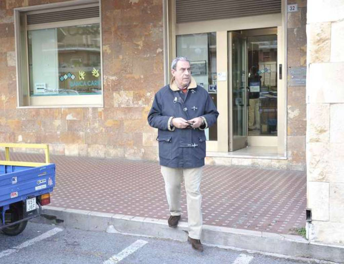 Il luogotenente Umberto Salvatico