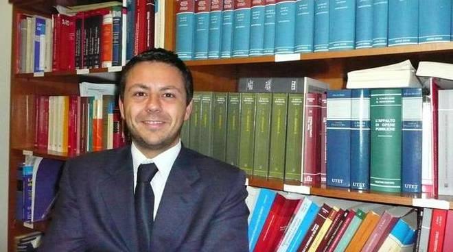 L'avvocato Giovanni Maria Ferrando