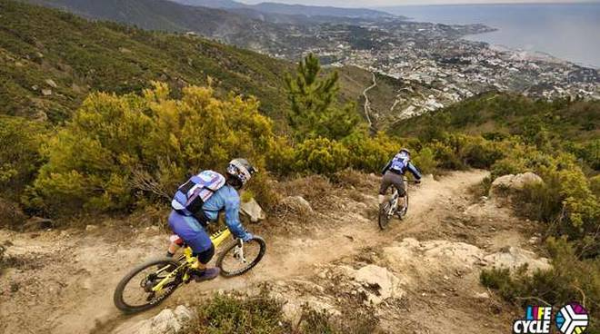 MOUNTAIN BIKE SANREMO LIFE CYCLE GENERICA
