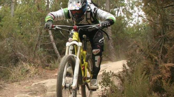 sprint superenduro mountain bike sanremo coldirodi