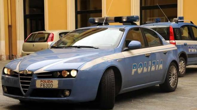 volante polizia imperia