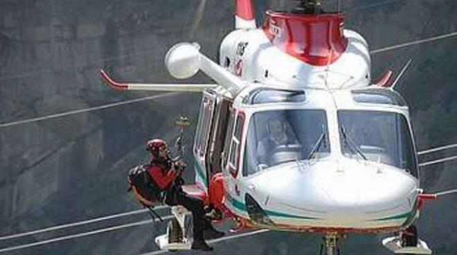 Elisoccorso elicottero Cuneo generica