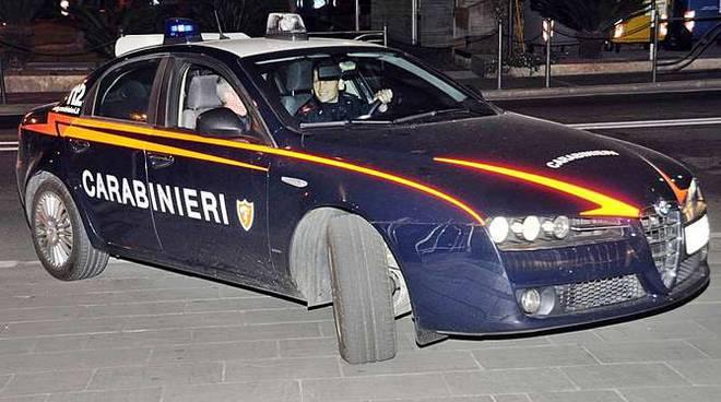 Carabinieri notturna generica