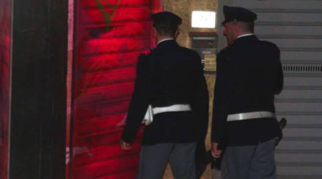 chiuso night piper sanremo polizia carabinieri