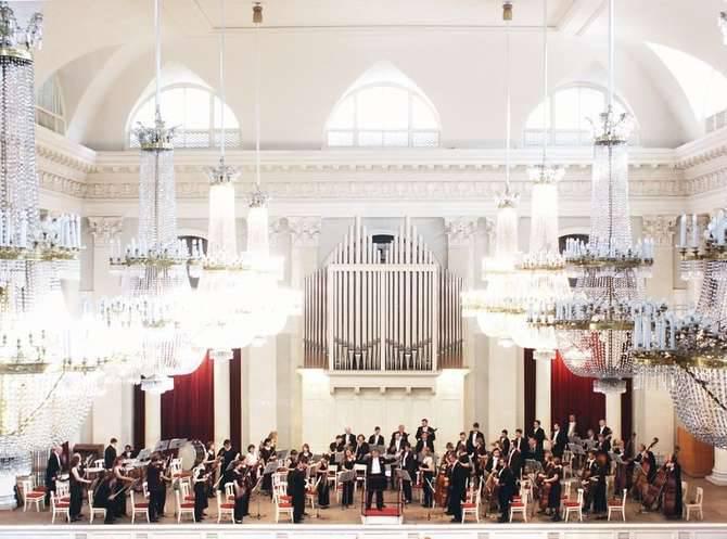 orchestra klassika