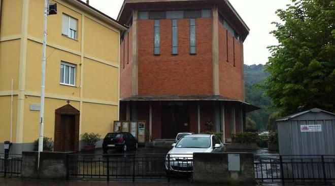 Chiesa derubata castelvecchio