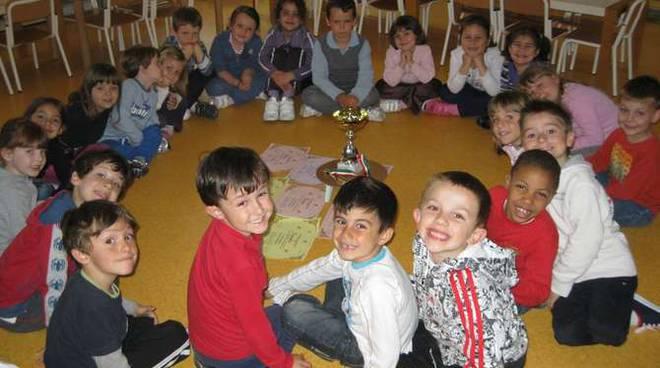 """""""Sanremo vista dai Bambini"""": vincono gli alunni della Casa dei bambini Montessori"""