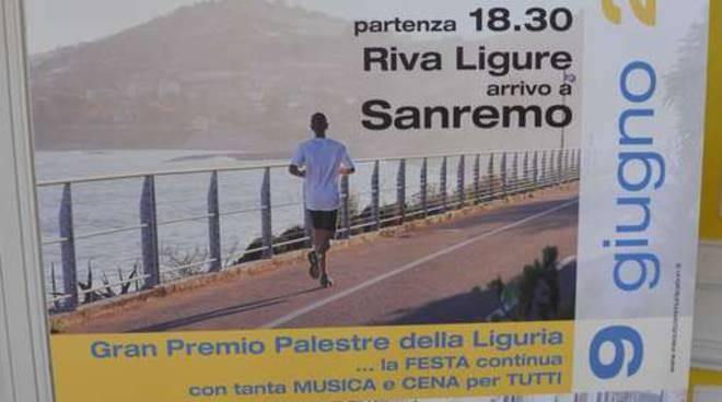 Tutta Dritti Turin Marathon Sanremo maggio 2012