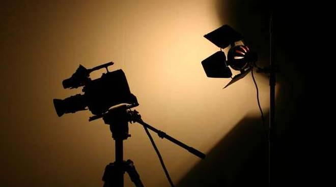 Riprese tv televisione generica telecamera