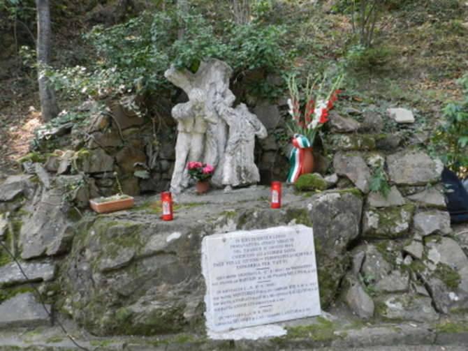 commemorazione eccidio Montalto Ligure