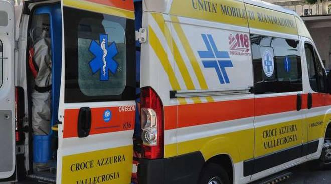 Croce Azzurra generica