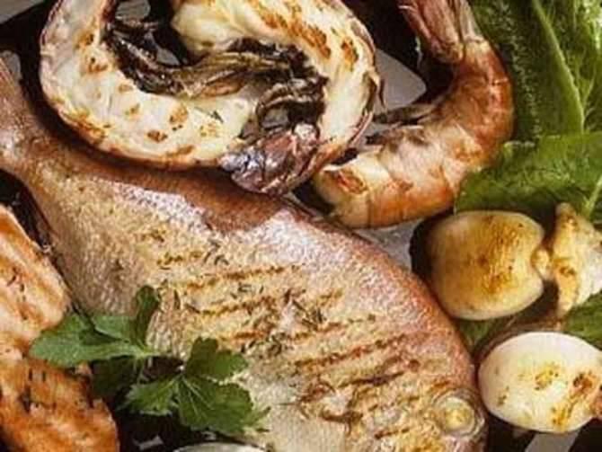Sagra pesce generica