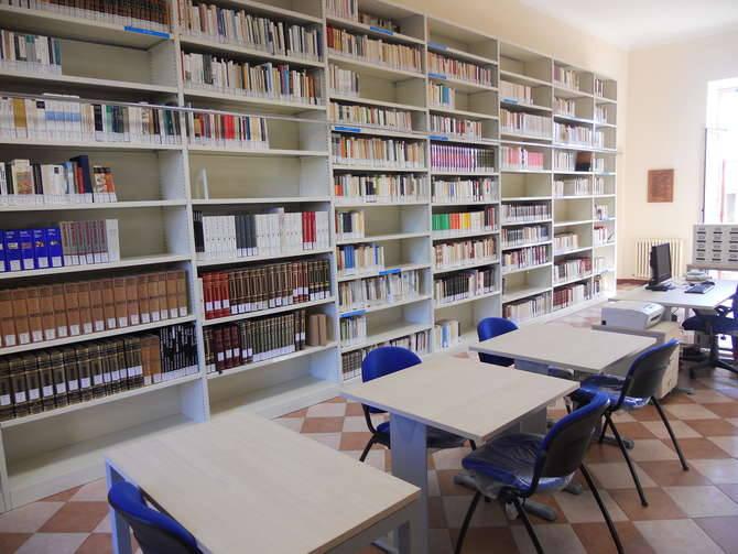 Biblioteca Bordighera