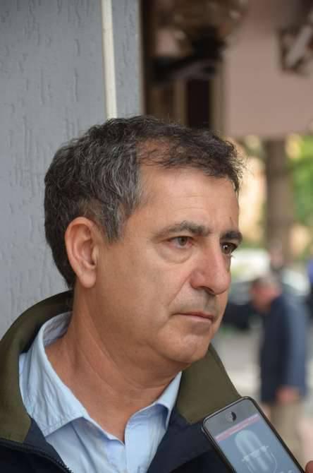 Mario Manni, vicesindaco di Taggia