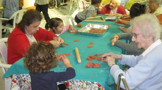 scuola infanzia villa felomena e casa di riposo san giuseppe assieme