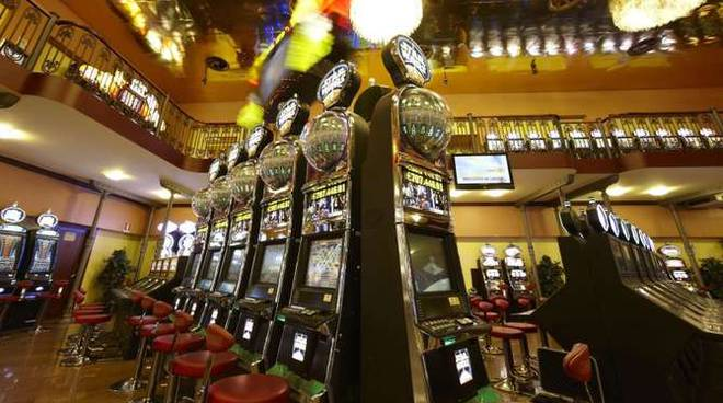 slot machines casinò sanremo
