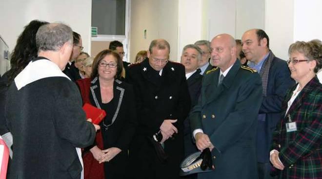 Le immagini dell'inaugurazione