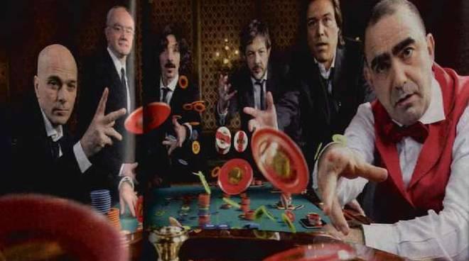 elio e le storie tese al casino