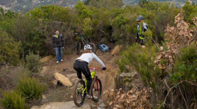 Mountain Bike enduro Sanremo