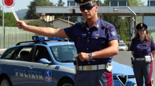 Polizia Stradale generica