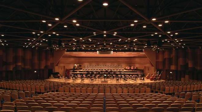 Auditorium Ranieri III Monaco