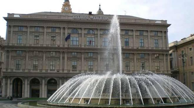 il Palazzo Ducale a Genova