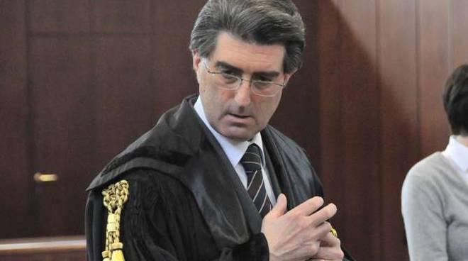 L'avvocato Carlo Ruffoni
