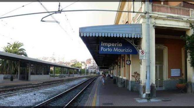 La Stazione di Imperia Porto Maurizio