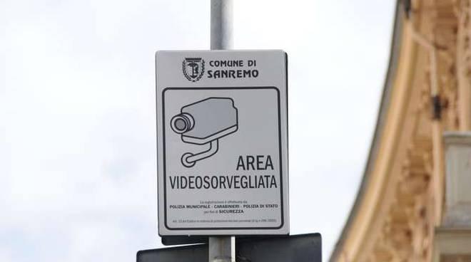 Sopralluogo tentato omicidio via matteotti accoltellamento telecamera telecamere