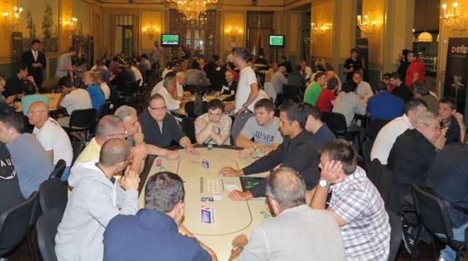 torneo poker casinò sanremo