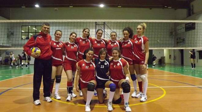 volley team arma taggia prima divisione