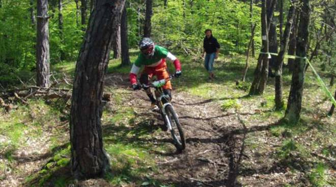 RPBike Team all'Enduro Bike Cup di Nava maggio 2013