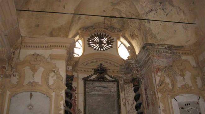 L'Oratorio di Santa Brigida
