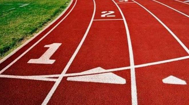 pista atletica generica