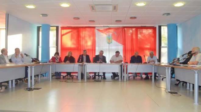 Primo consiglio comunale Vallecrosia 2013
