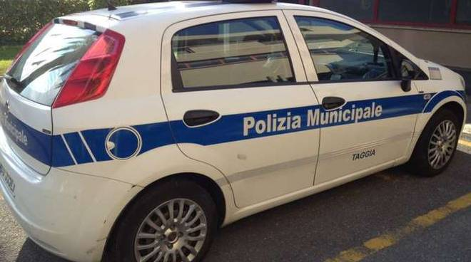 polizia locale taggia