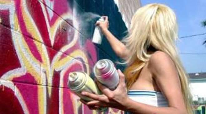 videogioco spray art