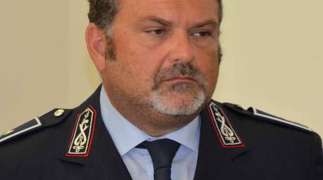 Attilio Satta, comandante della Polizia Municipale di Bordighera