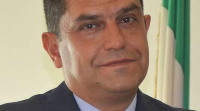 Il dirigente del commissariato di Ventimiglia, Giuseppe Ruggiero