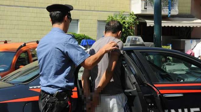 Operazione carabinieri Sanremo arresto tunisini droga