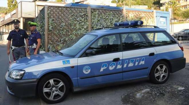 Polizia stradale generica Sanremo