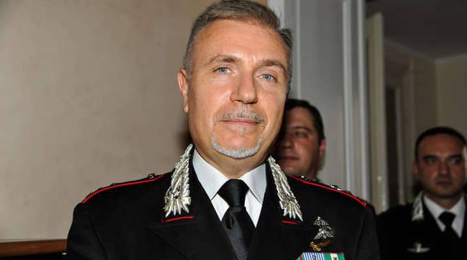 presentazione stampa generica colonnello luciano zarbano carabinieri imperia